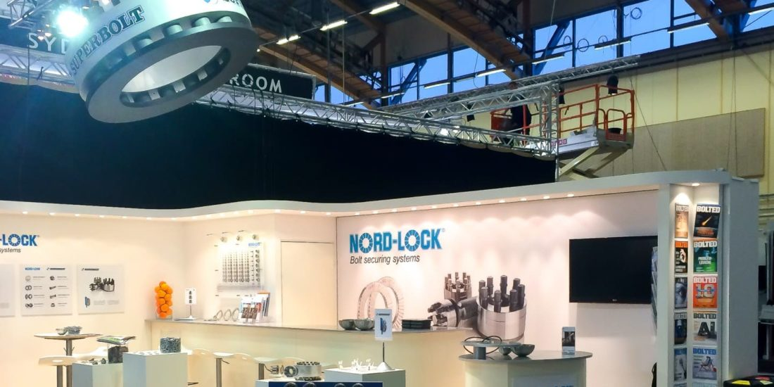 Nord-Lock Group Elmia Subcontractor 2015