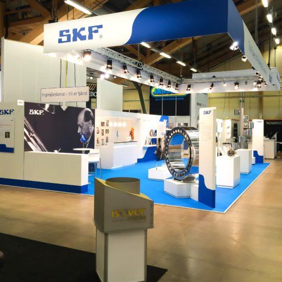 SKF Sweden Elmia Subcontractor 2015