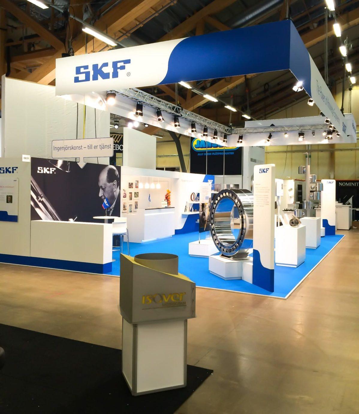 SKF Sverige Elmia Subcontractor 2015