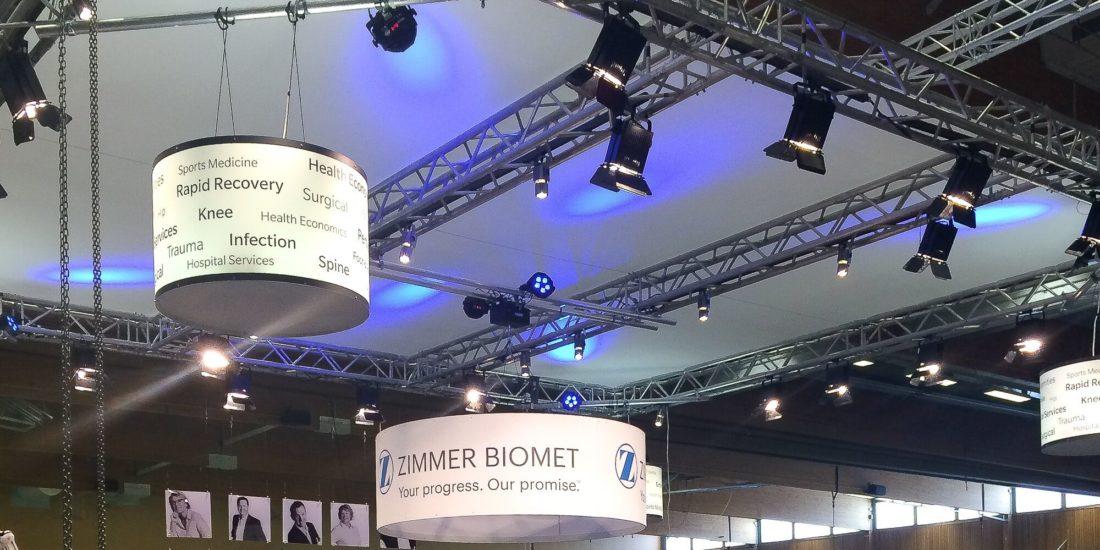 Ortopediveckan Falun Zimmer Biomet 2015