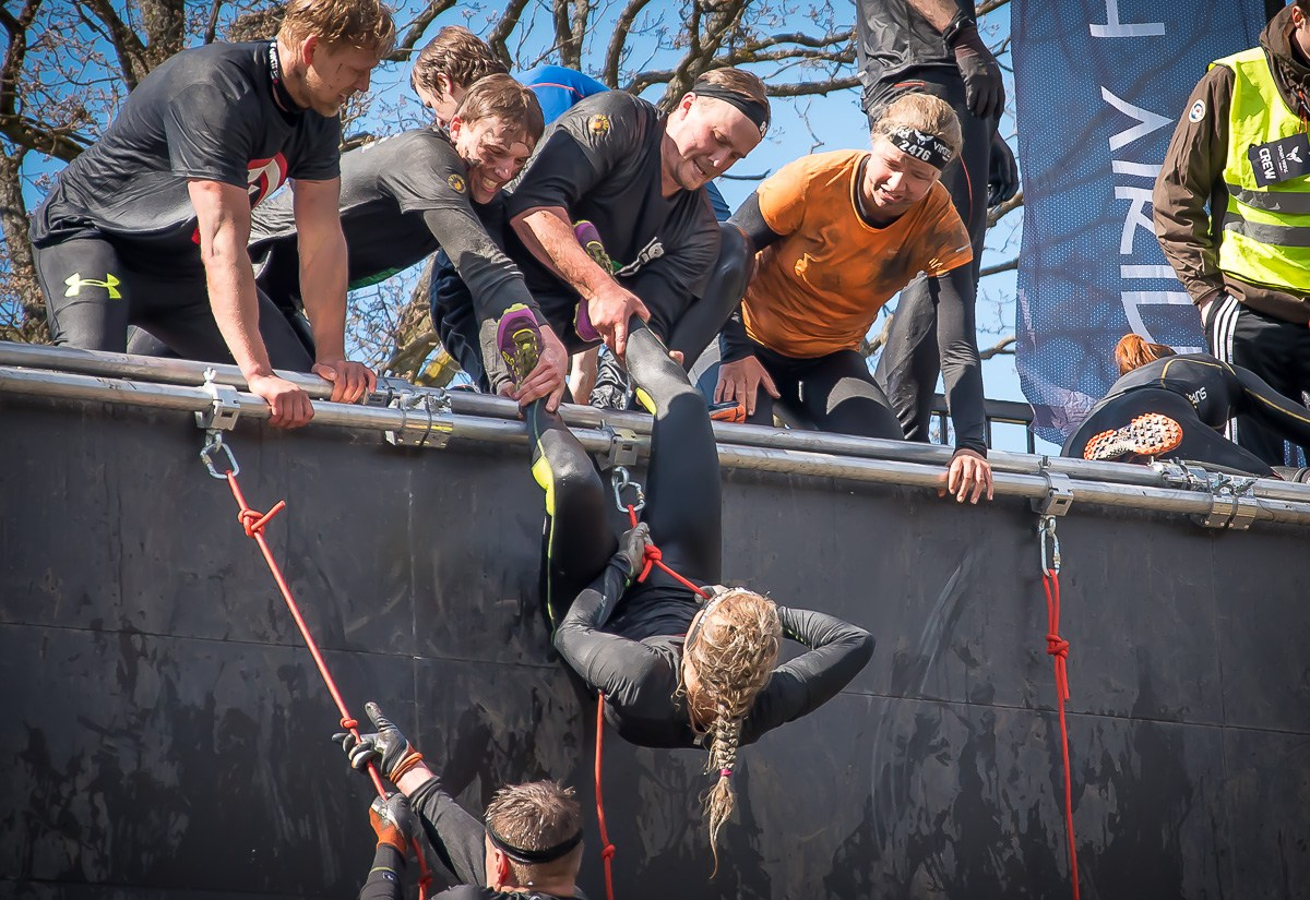 Gruppträning Tough Viking 23 April 2016 19