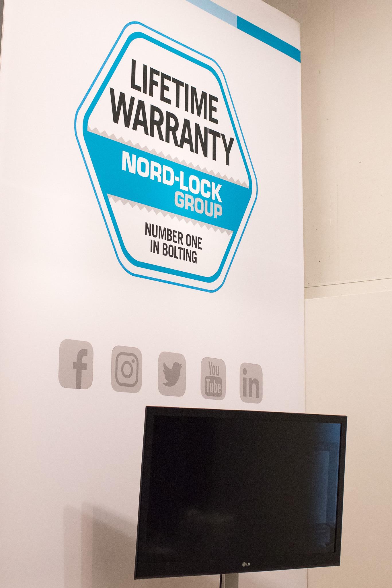 Monter NORD-LOCK Underhållsmässan 2018 Photography Malin Lagerqvist www.frontrowex.se