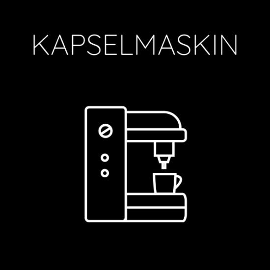 Hyr Kapselmaskin Nespresso Front Row Exhibitions