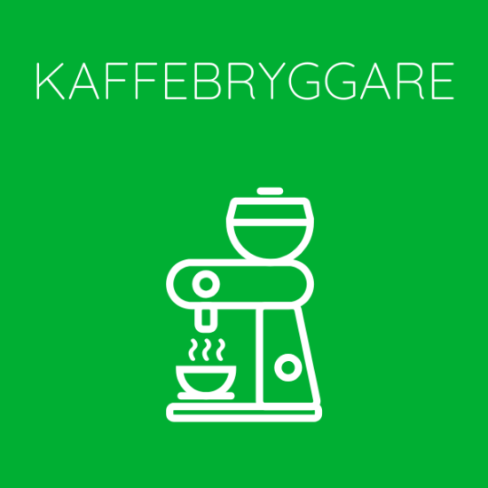 Hyra Kaffebryggare Front Row Exhibitions