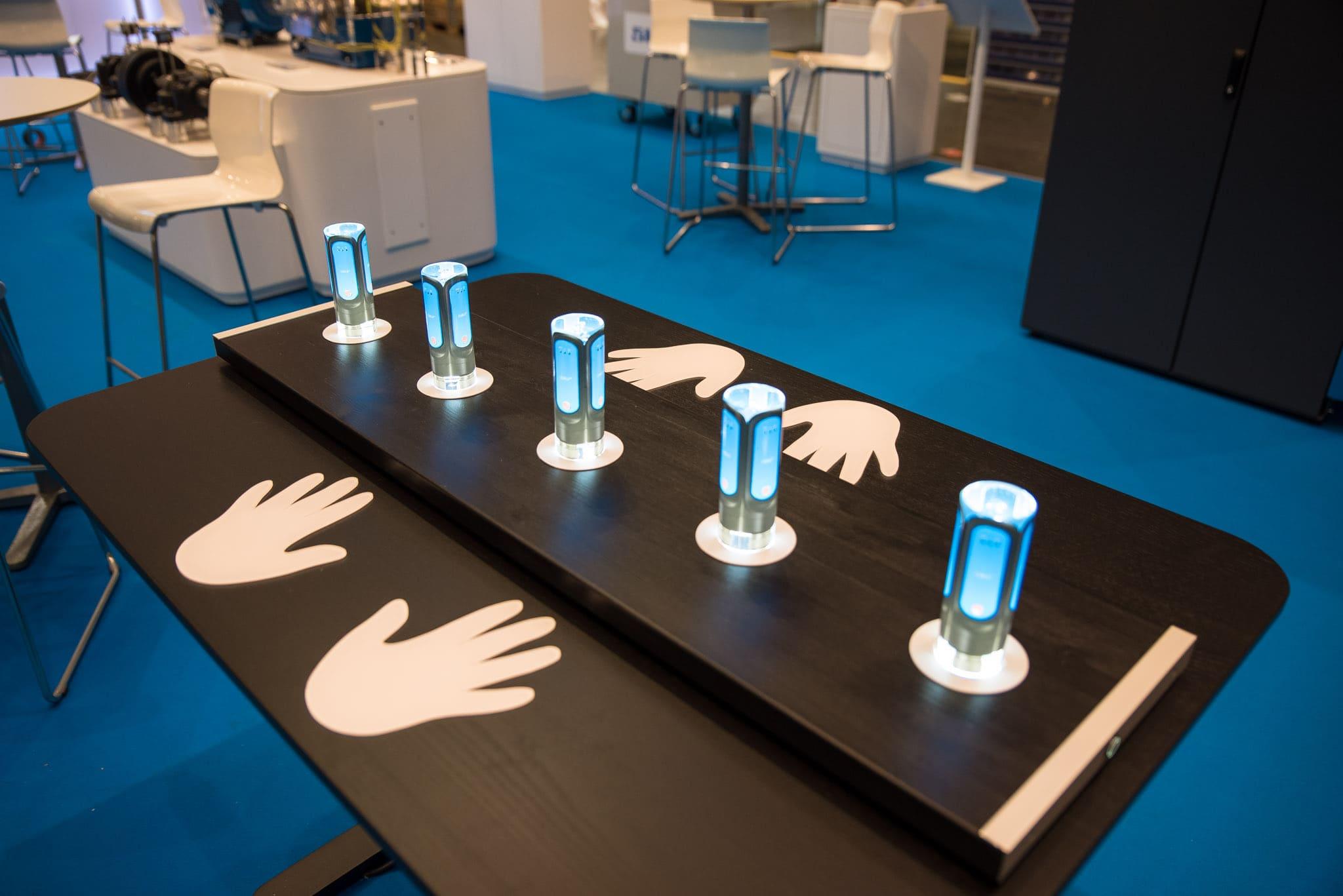 Hyra Nattduellen Front Row Exhibitions Göteborg